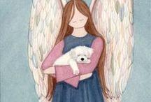 andělove psi