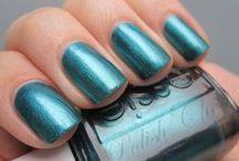 Nails / Nailpolishes I love and pretty nailart