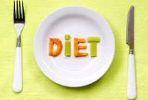 Healthy lifestyle / Dieting, sport and healthy eating