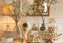 Tea Time & Tablescapes