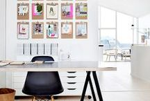Bedroom home office ideas / ideas for my photography business home office / bedroom / small space creative ideas