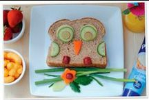Kids Love Primula / Great food ideas for children using our easy squeezy cheese!