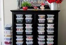 Organizing/Home Storage