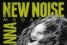 New Noise Magazine Digital Covers / Check out all the New Noise Magazine digital issue covers!