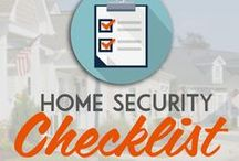 Easy Home Security Tips / Home security doesn't have to cost you an arm and a leg. Check out these easy alternatives to keeping your family safe.