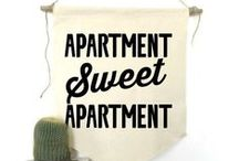 Apartment Living / A board for all things apartment-related.