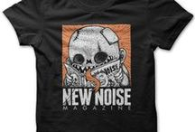 New Noise Merch / New Noise Magazine Merchandise