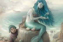 Mermaids and Mermen!