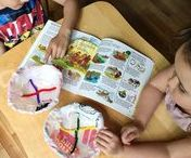 Early Elementary (PreK-2) Homeschool / Laying the foundation during the early elementary years, starting at PreK and going through second grade. Books for emerging readers, tips for teaching letter recognition, hands-on learning ideas for the homeschool.