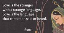Rumi Quetes|Mevlânâ