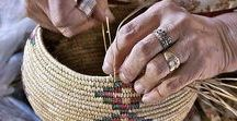 Weaving|Basket weaving|sepet