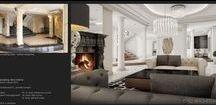 Glamour interior by KJ Architekci / Glamour interior