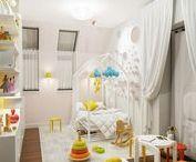 Girls Room Design by KJ Architekci