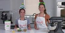 Zuvii Recipes / Join Zuvii Chefs Caddis and Zoe as they show us how to create the yummiest banana flour recipes around!
