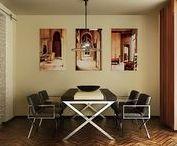 Dining Room Design | Projekty Jadalni / Some of our dining room design
