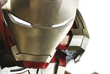 Iron Man / by Kashi Stgo