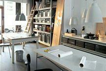 studio/workspace / by SHIMUR