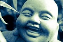 Buddha rocks my world / Thinking.