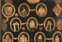 Royal Ancestors of Mine / by Karin