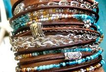 Bracelets, Earrings & Pendants - inspirations & tutorials