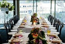 Deckhouse Woolwich Interiors / At Deckhouse, we can bring your wedding visions to life...