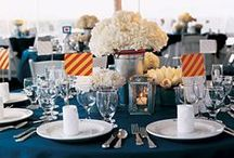 Weddings || Nautical / We do like to be beside the seaside... for a wedding!