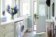 Home: Laundry Rooms / #Laundry / by Victoria Christian