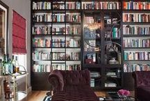 Bookshelves, Bookstores & Libraries / a.k.a. Heaven
