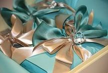 Gift Wrapping / Gift wrap and bows, gift packaging ideas. Also, ideas for soap packaging. / by Victoria Christian