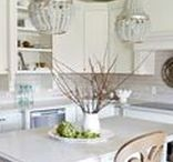 KITCHENS : OVIATT DESIGN GROUP / Get inspired by kitchens we've designed and styled for clients.