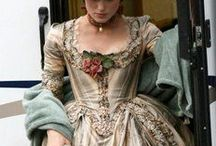 Georgian Women's Clothing