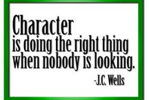 Teaching - Character Education