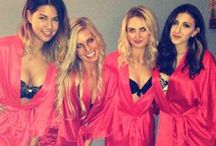 halloween / halloween costume idea cute sexy girly pink funny college girl group women