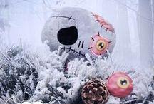 Frightlings Christmas / Frightlings Christmas pics 2014