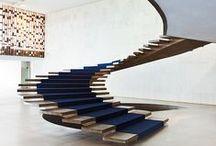 Arquitectura / Escaleras, cerramientos, formas, trazados y edificios singulares.