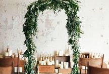 wedding / wedding marry marriage bride groom bridal party service flowers dress bridesmaids