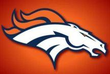 Denver Broncos / by Jonboy Hinky