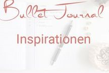Bullet Journal Inspiration / Bullet Journal - Ideen & Inspirationen