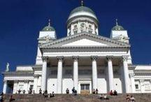 Helsinki / Stuff about and in Helsinki