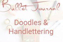Bullet Journal - Doodles & Handlettering