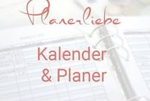 Planerliebe - Kalender & Planer / Kalender & Planer - Ideen & Inspirationen