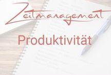 Produktivität / Tipps & Inspirationen für mehr Produktivität