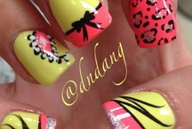 nail ideas / by Michelle Voeller