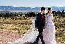 """W E D D I N G / """"If I get married, I want to be very married"""" (Audrey Hepburn)"""