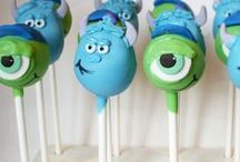 Cakepop Inspiration / by DiAndra Berry