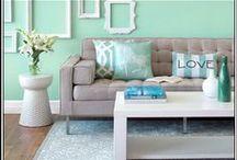 Living Room Ideas / by DiAndra Berry