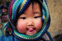World of Children / International girls and boys from around the world