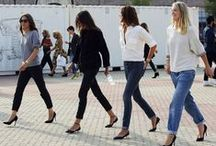 French Voguettes / Style / Dress like a French woman