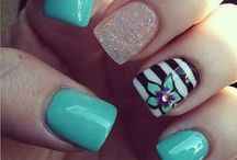 Nails / by DiAndra Berry