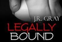 Legally Bound / Book